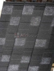 New zealand Gerard Shingle stone coated roof