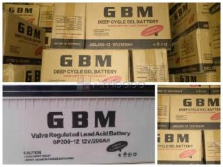 Get your gbm 200ah 12v inverter battery @ nc energy (cal-