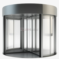 Automatic Revolving Door Operator By Ezilife In Benin