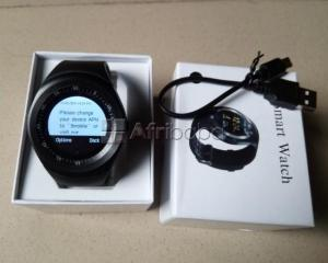Make and receive calls with the new y1 gsm wrist watch