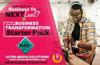 Business transformations live in abuja this july 2019