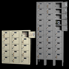 Personal effective locker system