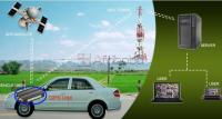 Vehicle tracking security installation system