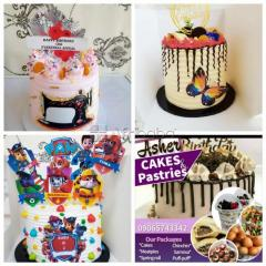 We Make Cakes, Doughnuts, Samosa, Meat pies and more