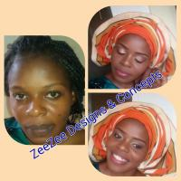 Learn how to makeup & over 5 different ways to tie gele