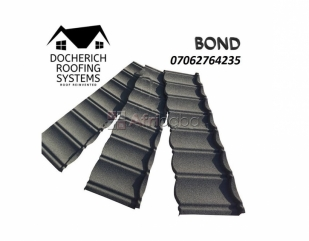 Purchase stone coated roofing sheet from docherich nig ltd