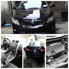 Foreign used toyota corolla 2009 located @ ketu ( with less than 100k)