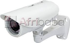 Wireless cctv camera installation