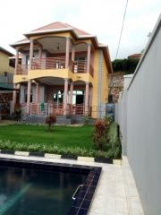 Incredible Nyarutarama house for sale with swimming pool@225mio