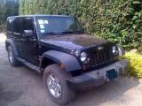 A car (JEEP Wrangler) for sale in Kigali