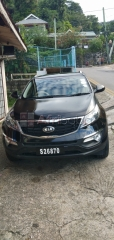 Kia sportage car for sales