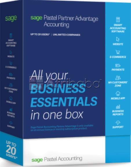 Pastel Accounting & Payroll Services