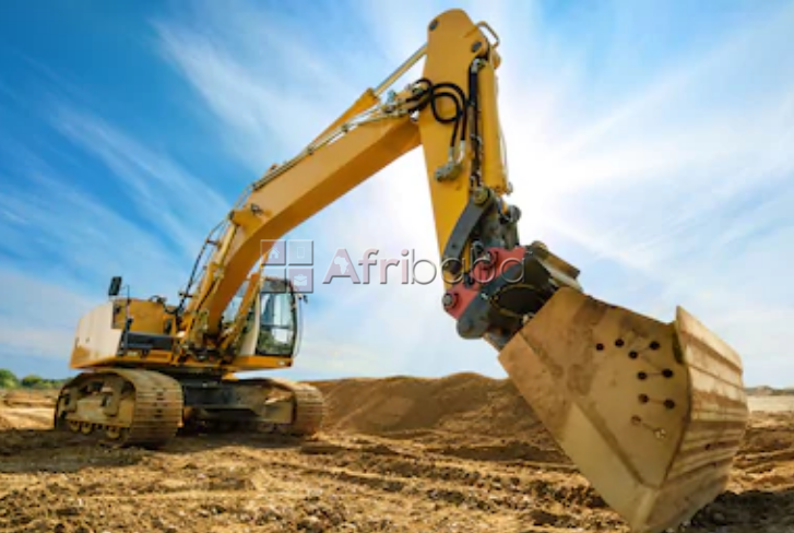 Excavator training in manzini