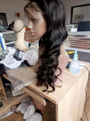 All types of human hair available at wholesale price
