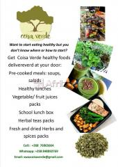 For your healthy eating switch