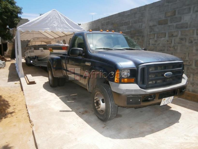Ford f350 - pick-up - 4x4. #1