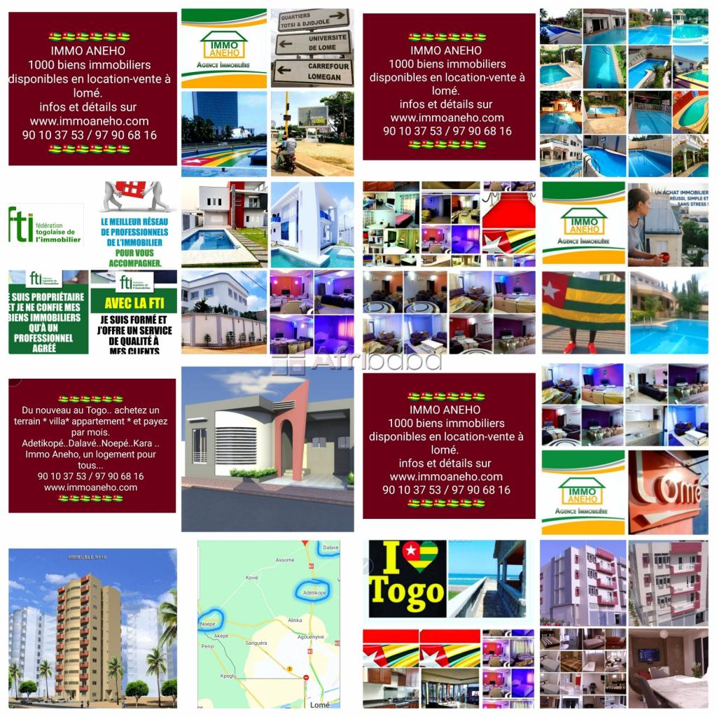 Immo aneho l\'immobilier haut standing au togo #1
