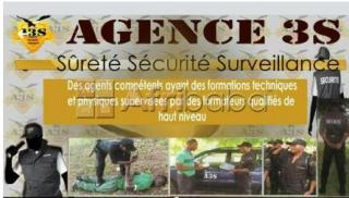 As3 agence de securite