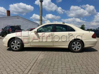 Mercedez benz e 200 cdi 2008