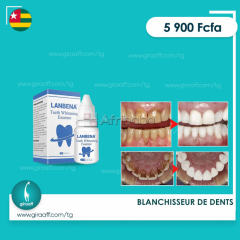 Blanchisseur de dents