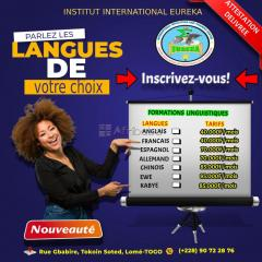 Formations linguistiques