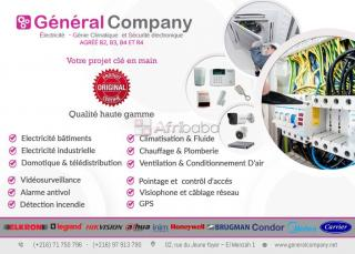 General company: climatisation