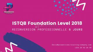 Formation istqb foundation level, 6 jours