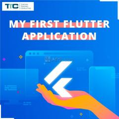 Formation My First Flutter Application
