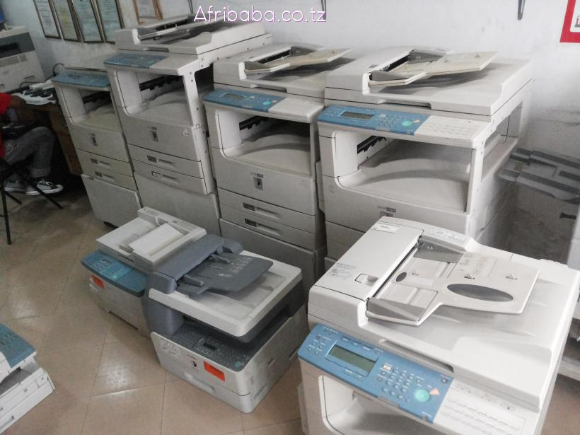 PHOTOCOPIER MACHINES CANON USED #1