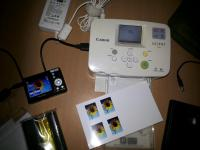 Passport Size Picture Printer full set