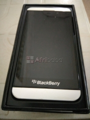 Blackberry z gb - white (unlocked)