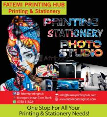 Printing and Stationery in Morogoro