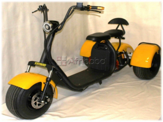 Brand New Harley Citycoco 3000w Electric Scooter Big Wheel #1