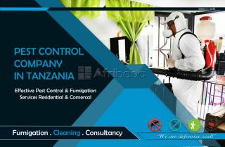 Effective pest control & fumigation services for homes & businesses