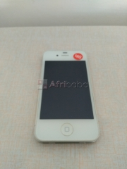 Apple iphone  gb - white a1332 (gsm)