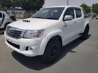 2013 toyota hilux double cabin #1