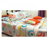 Bedsheet, Duvet cover,Pillow cases &Curtains