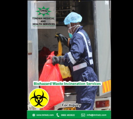 BioHazard Waste Incineration Services
