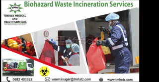 Bio hazard Waste Incineration Services