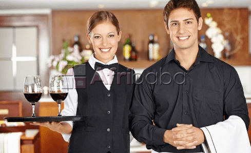 Bartender, waiter, cook,  cleaner needed