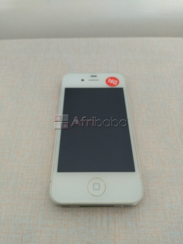 Apple iphone  gb - white a1332 (gsm) #1