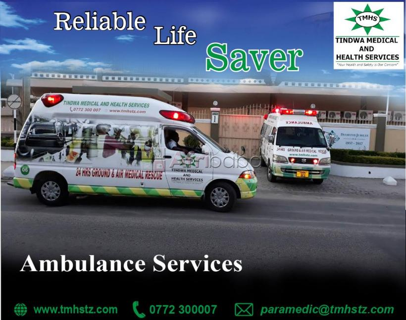 24hrs Ground and Air Medical Rescue