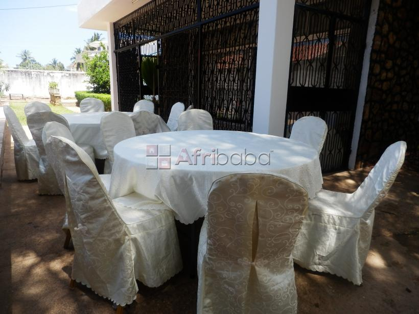 Tables & chairs for rent