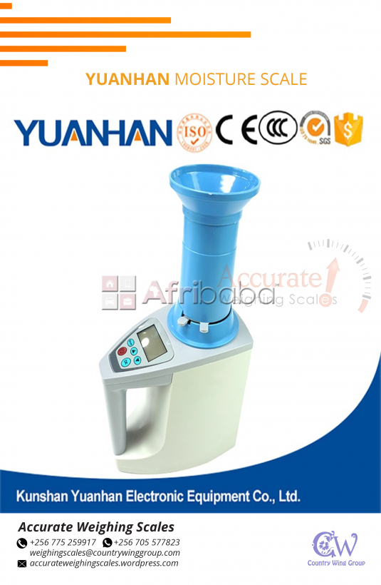 What is the price of a China Yuanhan Moisture Meter in Kampala #1