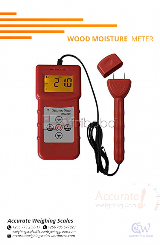 Where to do l buy digital grain wood moisture meters in Kampala Uganda #1