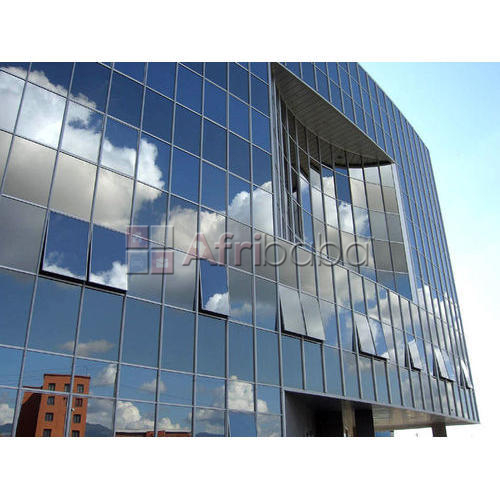 Curtain wall services in uganda #1