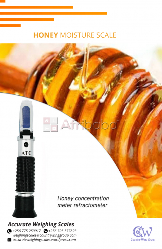 What is the cost of a Honey moisture meter in Kampala Uganda #1