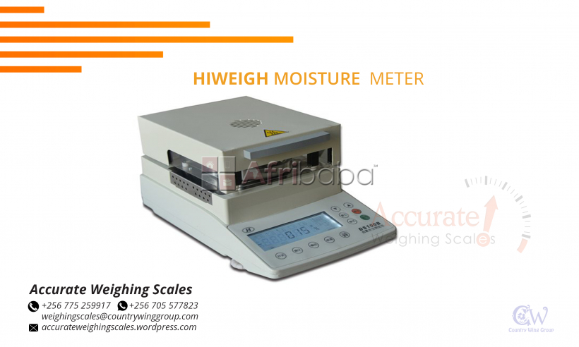 How much is a Hiweigh Moisture and Density Meter in Kampala Uganda #1