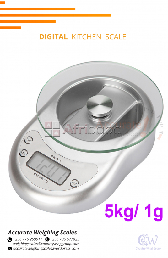 stainless-steel plate kitchen scales kampala uganda #1