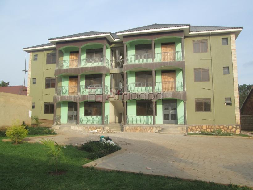 Brand new self contained two bed room apartment at 600000 in Bweyogerere #1